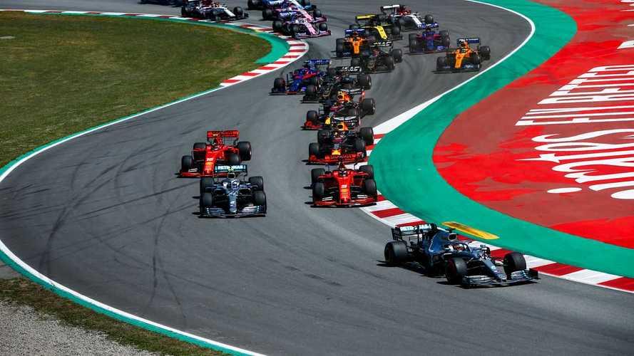 Spanish GP: Hamilton leads fifth straight Mercedes 1-2