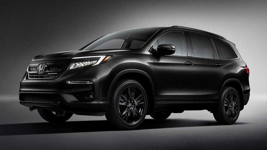 Conoce la Honda Pilot Black Edition 2020, el nuevo tope de la línea