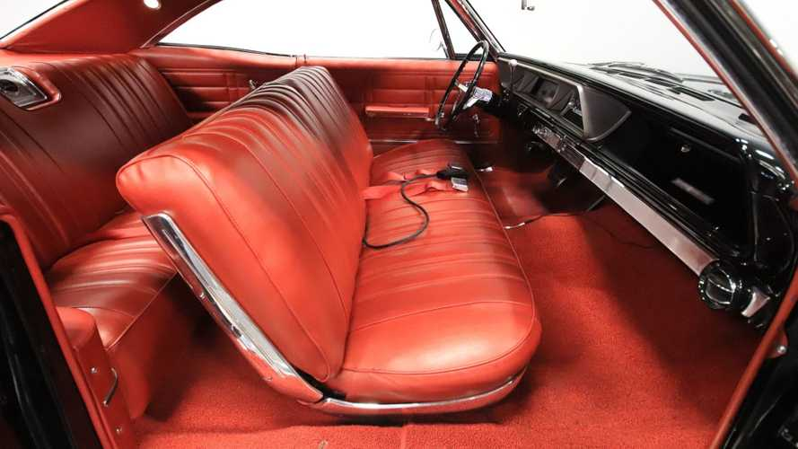 Stun Everyone In A 1966 Chevrolet Impala Restomod