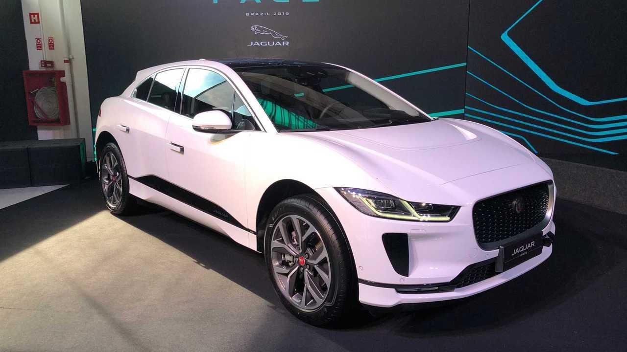Jaguar I-Pace (Brasil)