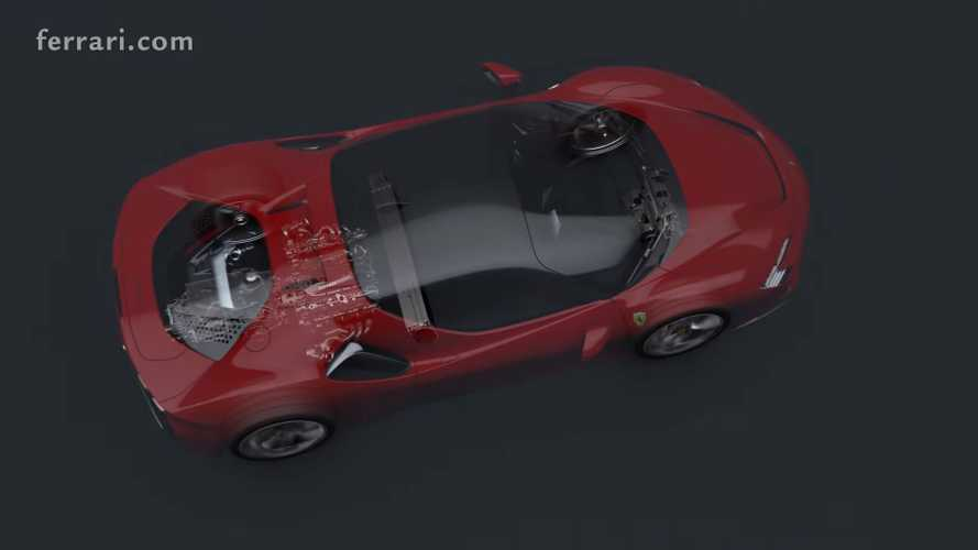 Ferrari Shows The SF90 Stradale EV Driving Modes: Video