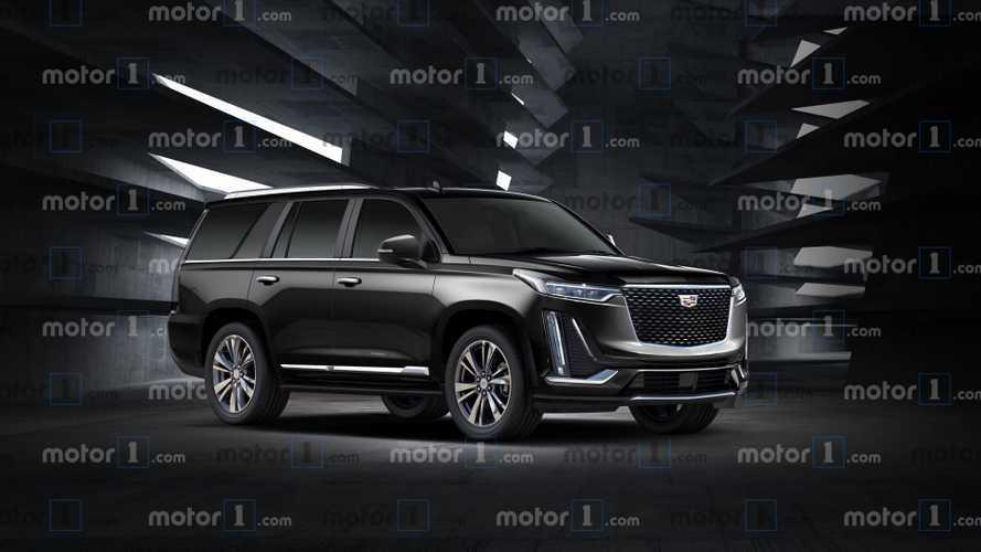 Cadillac Escalade, il SUV a stelle e strisce ancora più grande