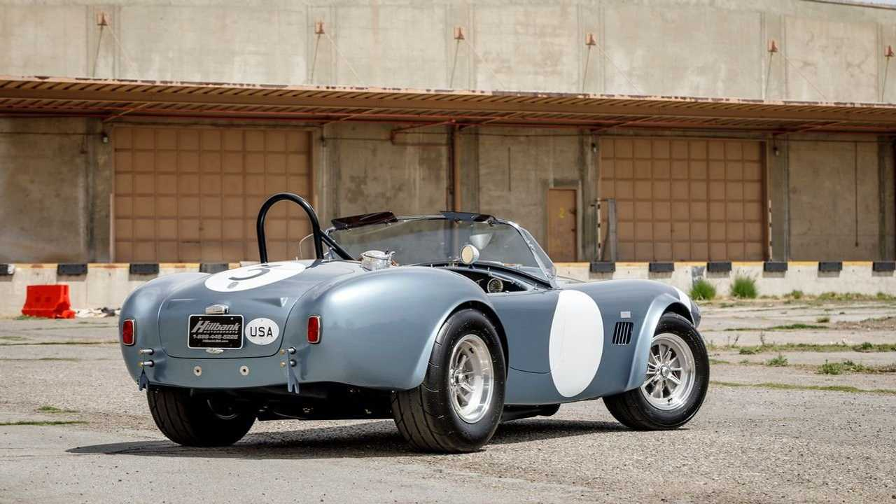 Buy This 1964 Shelby Cobra Bondurant, Get A Free Track Day