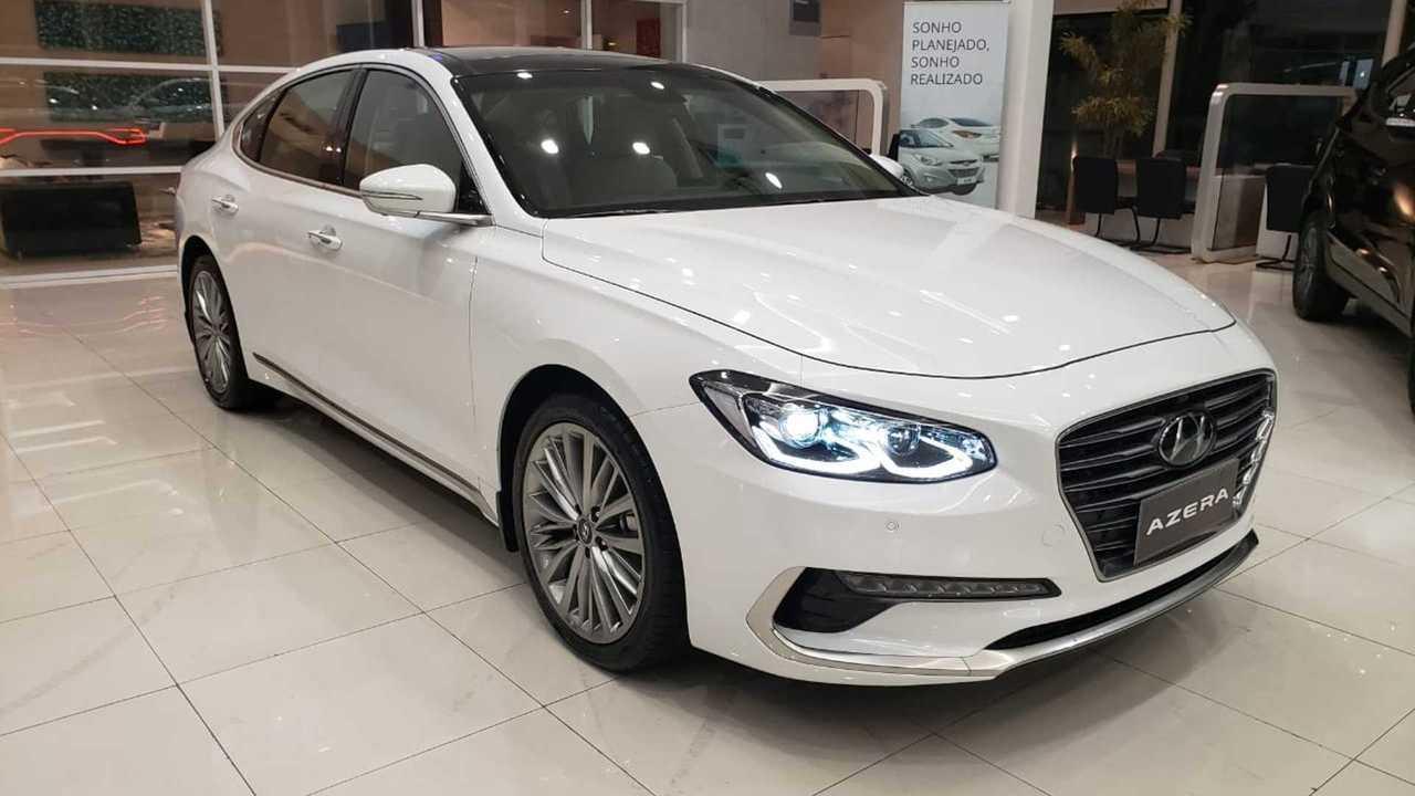 Hyundai Azera 2020 (Brasil)