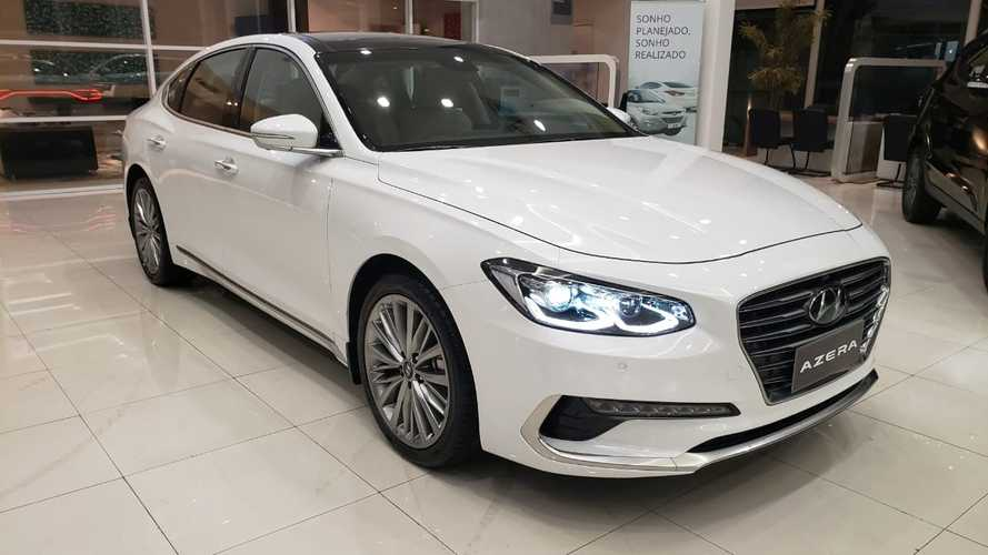 Novo Hyundai Azera 2020 já está nas lojas por R$ 269.900