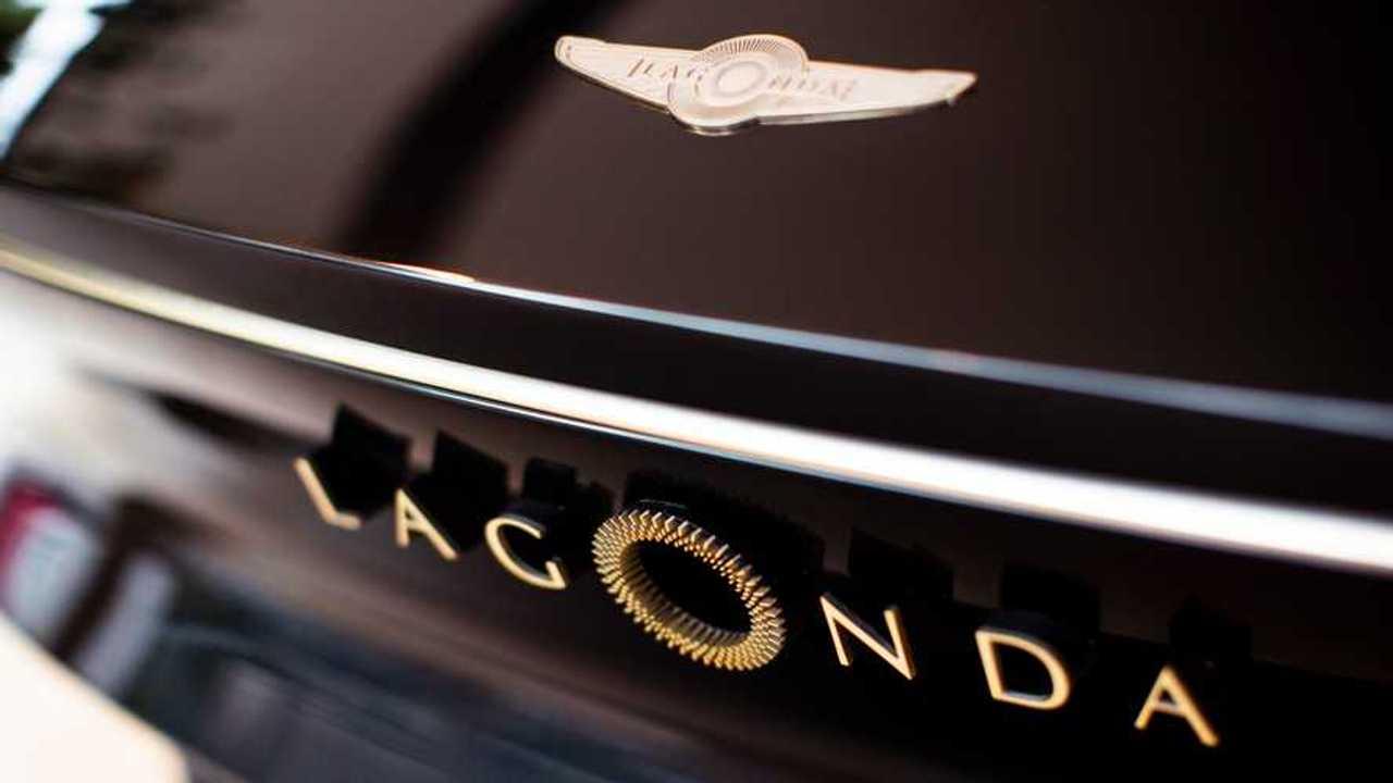 Lagonda Vision Concept in London