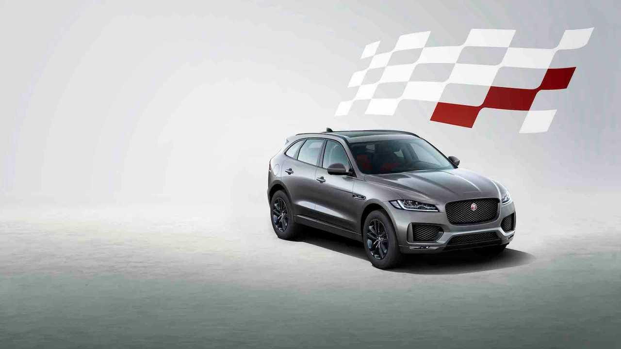 2019 Jaguar F-Pace 300 Sport ve Checkered Flag özel versiyonları