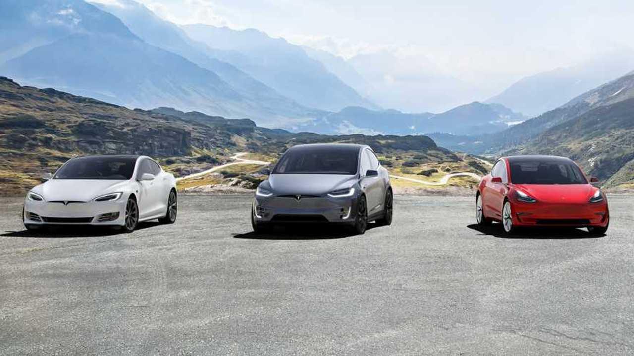 Flotte Tesla (S, X et 3)