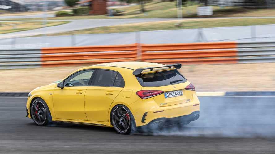 Mercedes-AMG A 45 S - Les prix français annoncés