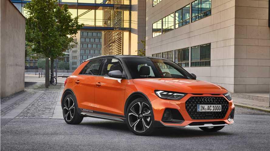 Audi A1 citycarver 2019, los precios del utilitario más campero