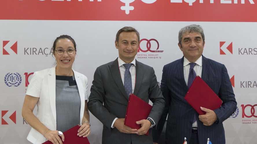 Karsan ve ILO, çalışan eşitliği için harekete geçti