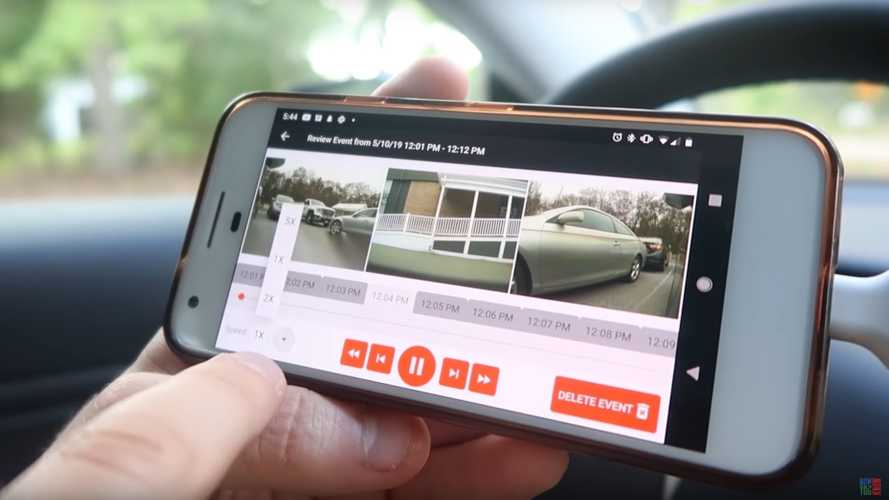 New TeslaCam / Sentry Reviewer App Reviewed: Video