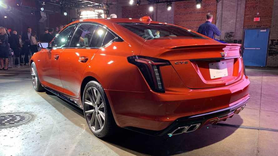Cadillac CT5-V Debut