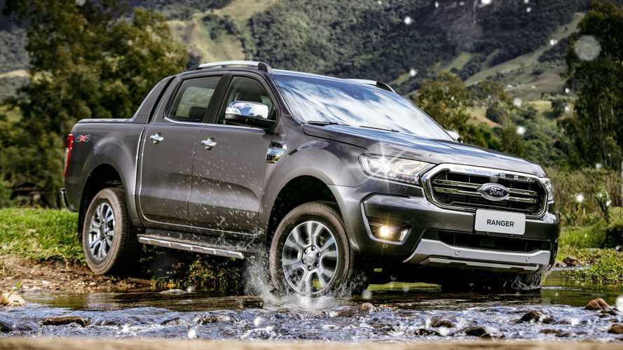 Ford investe US$ 580 milhões para produzir nova Ranger na Argentina em 2023