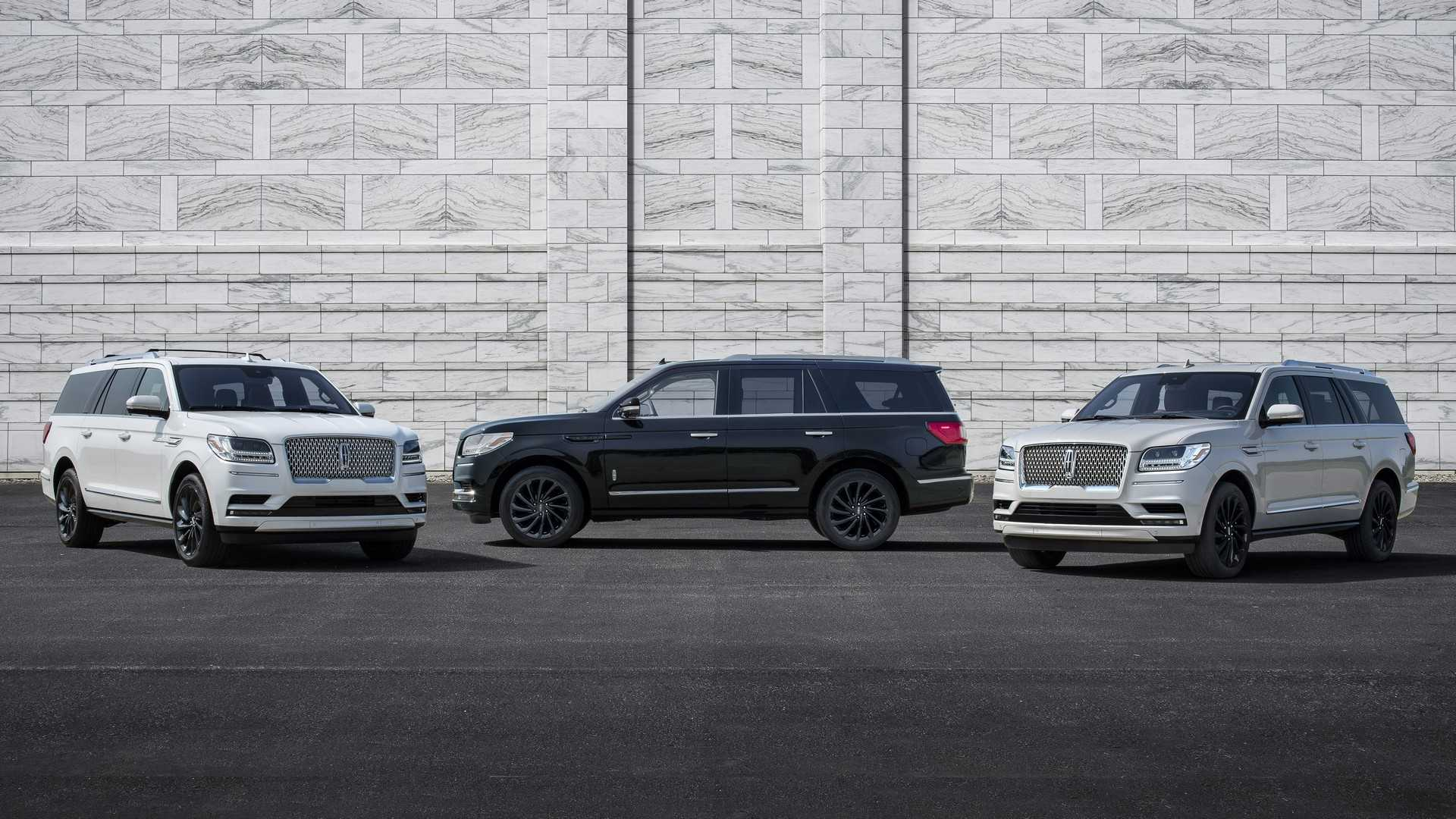 2020 Lincoln Navigator Is Cheaper And Pricier Depending On Trim