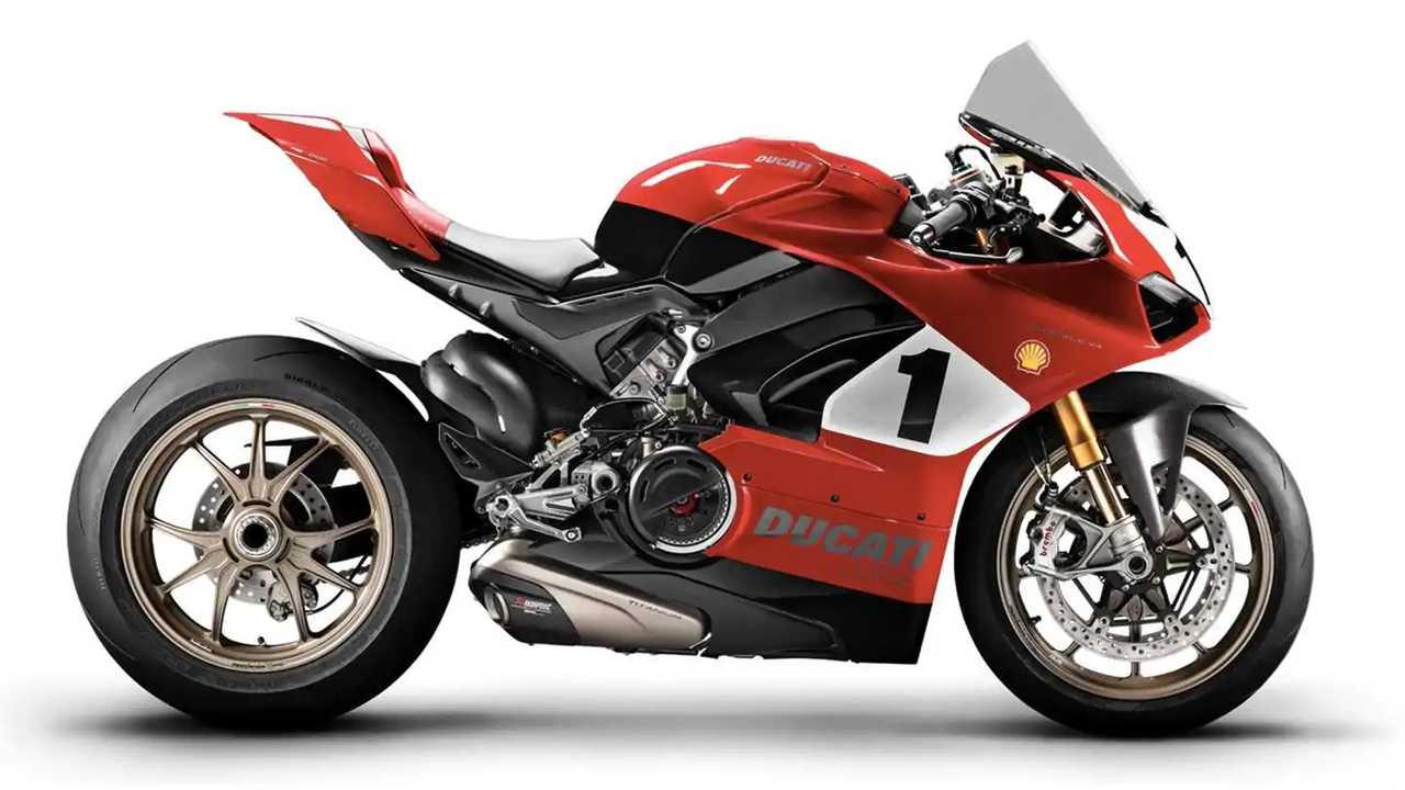 Ducati Panigale V4 25o Anniversario 916