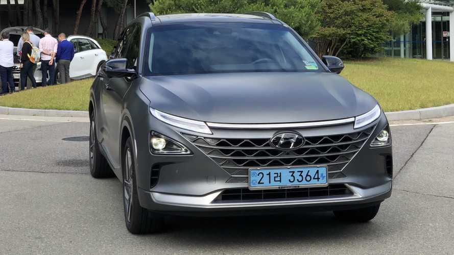 Já dirigimos: Hyundai Nexo, um carro elétrico que despolui o ar