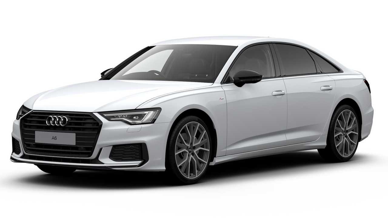 2019 Audi A6 Black Edition