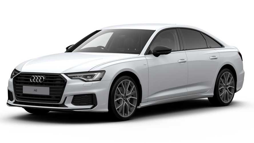 Audi paints it black with new A6 Black Edition
