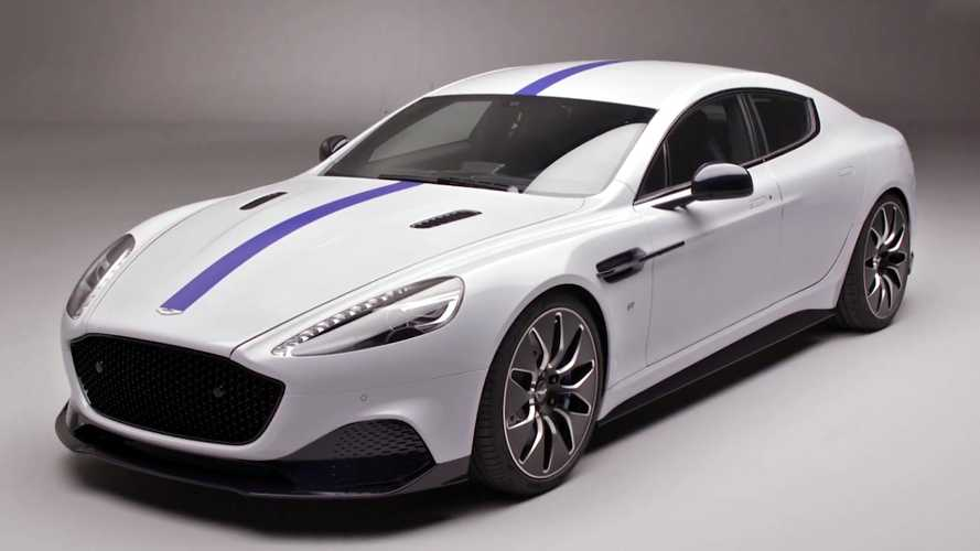 Watch this Aston Martin Rapide E walkthrough video