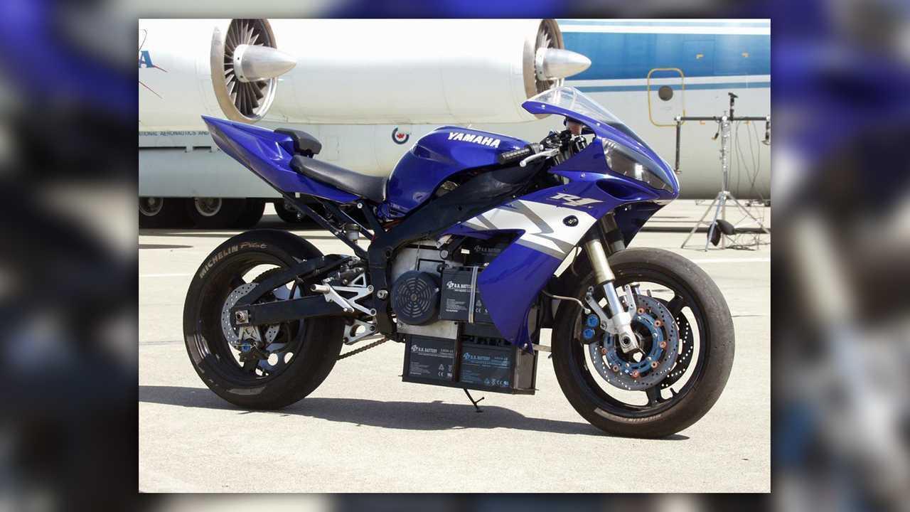 Lightning Yamaha Prototype