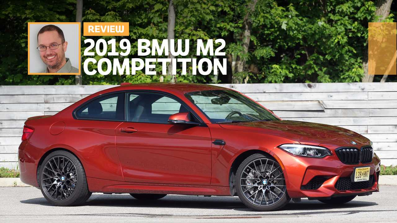 2019 BMW M2 Competition Review Feature
