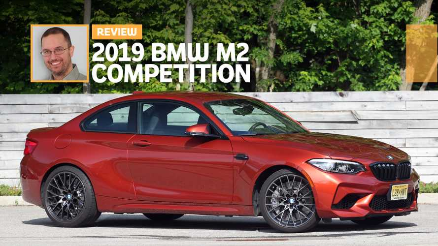2019 BMW M2 Competition Review: Dial M