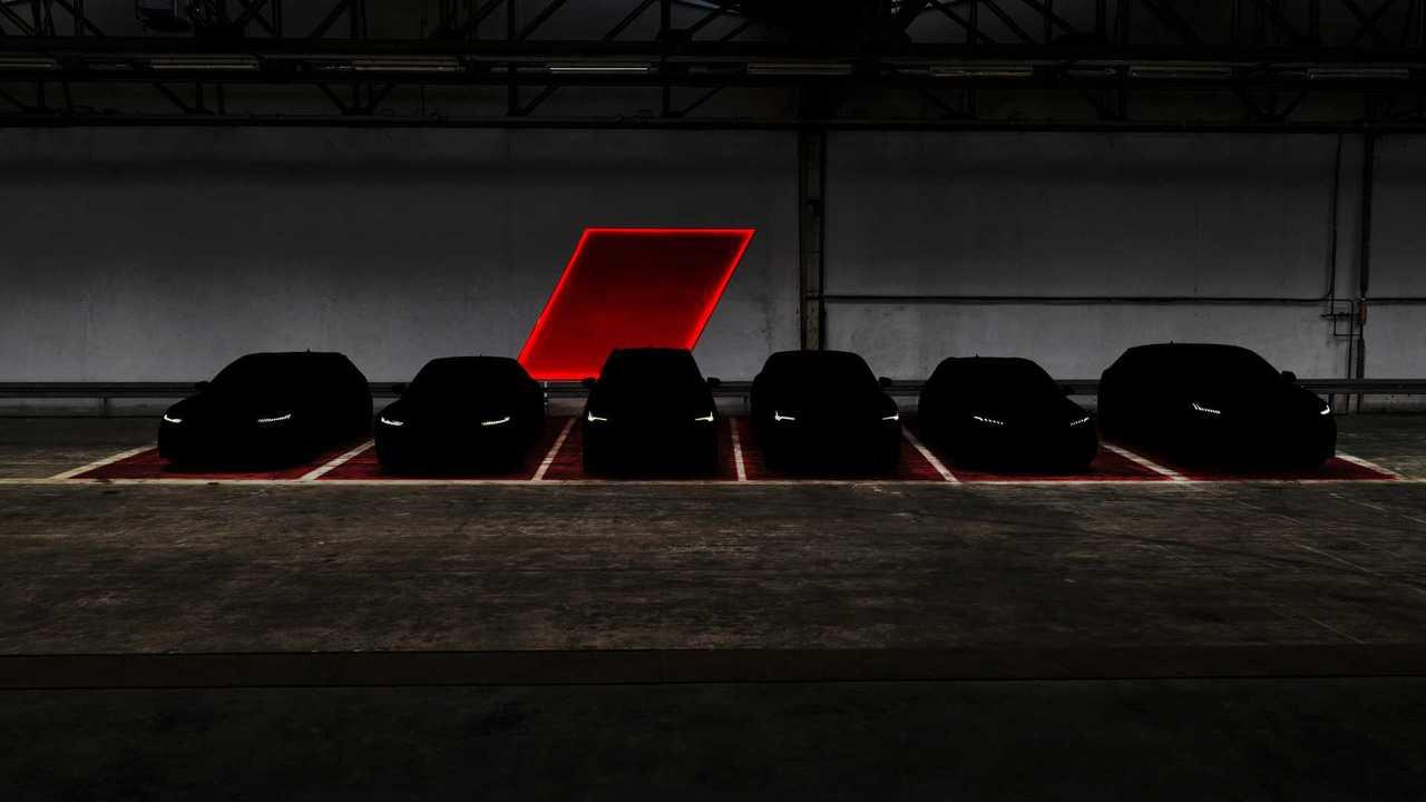 Nouveautés 2019 Audi Sport