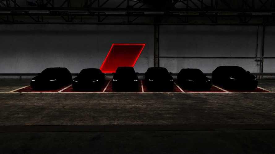 Audi Sport montre subtilement ses six nouvelles Audi RS