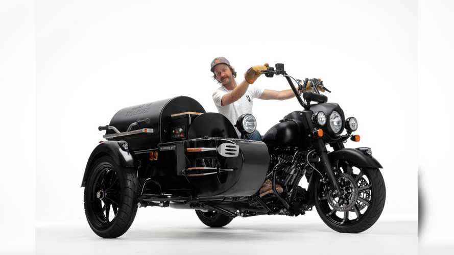 Indian Motorcycle Is Grilling Tasty Sidecar Meats At Sturgis