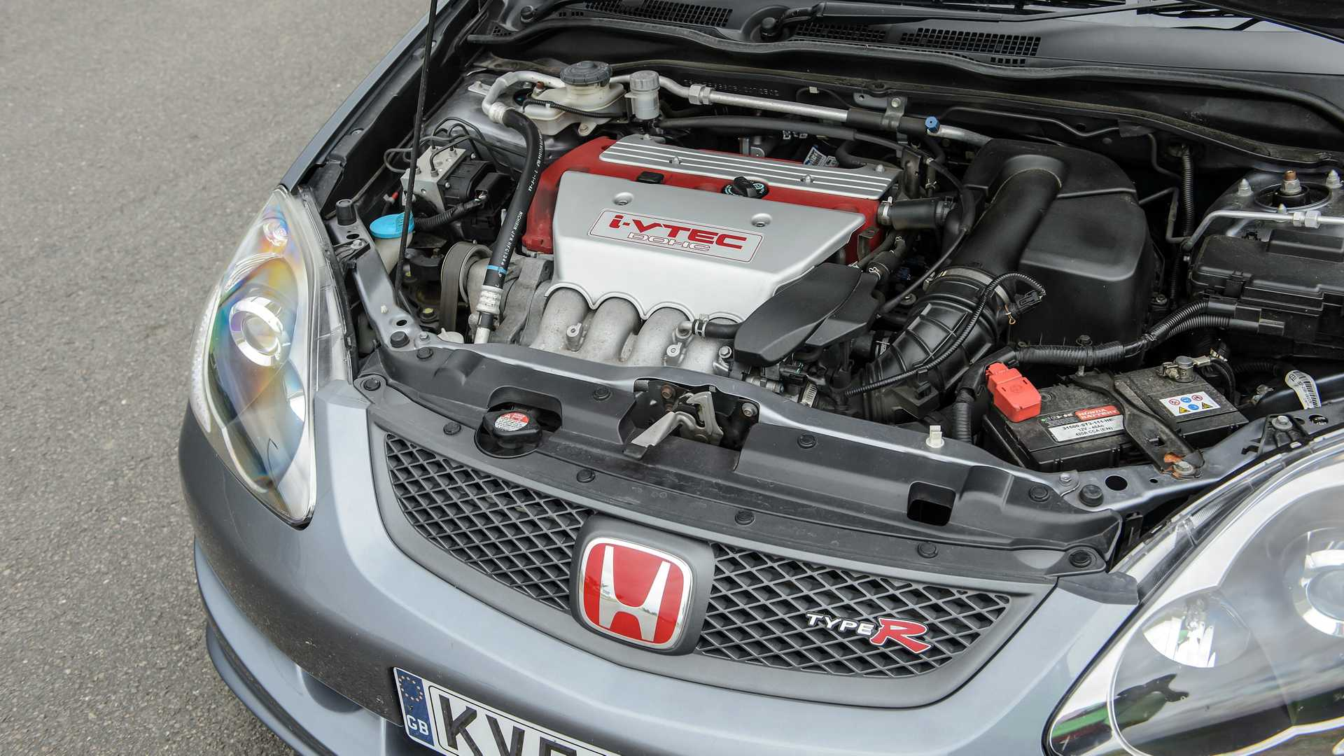 "[""2005 Honda Civic EP3 Type-R""]"