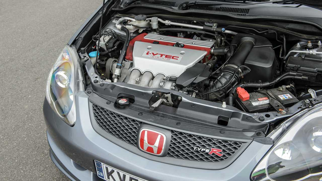 2005 Honda Civic EP3 Type-R