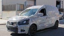Renault Kangoo (2020) erstmals als Erlkönig erwischt
