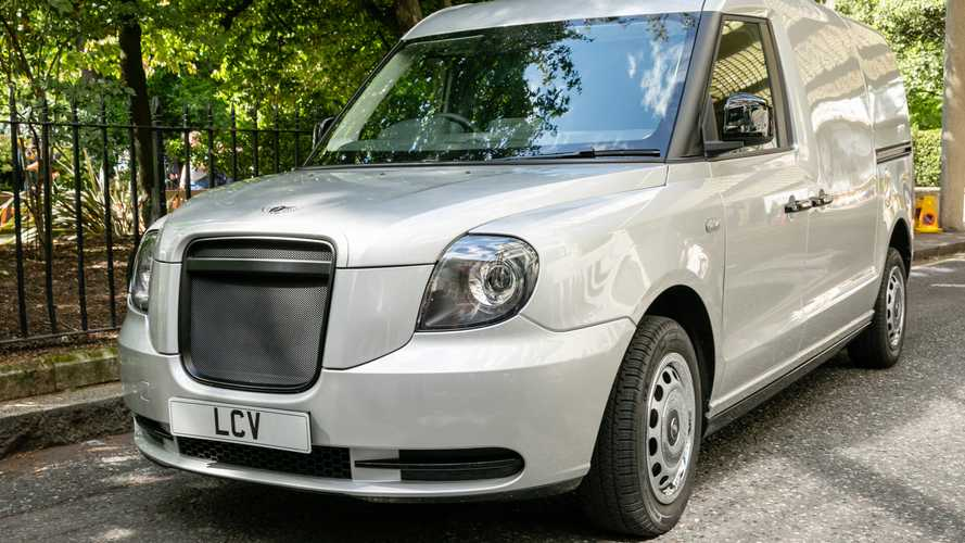 Meet LEVC's new light commercial vehicle