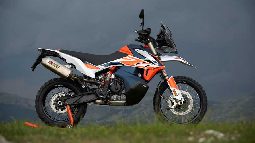 Recall: Some 2019-2020 KTM 790 Adventures May Have Front Brake Issue