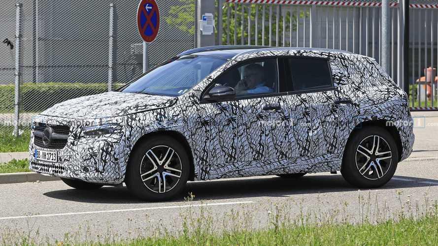 Le nouveau Mercedes-Benz GLA sera présenté le 11 décembre