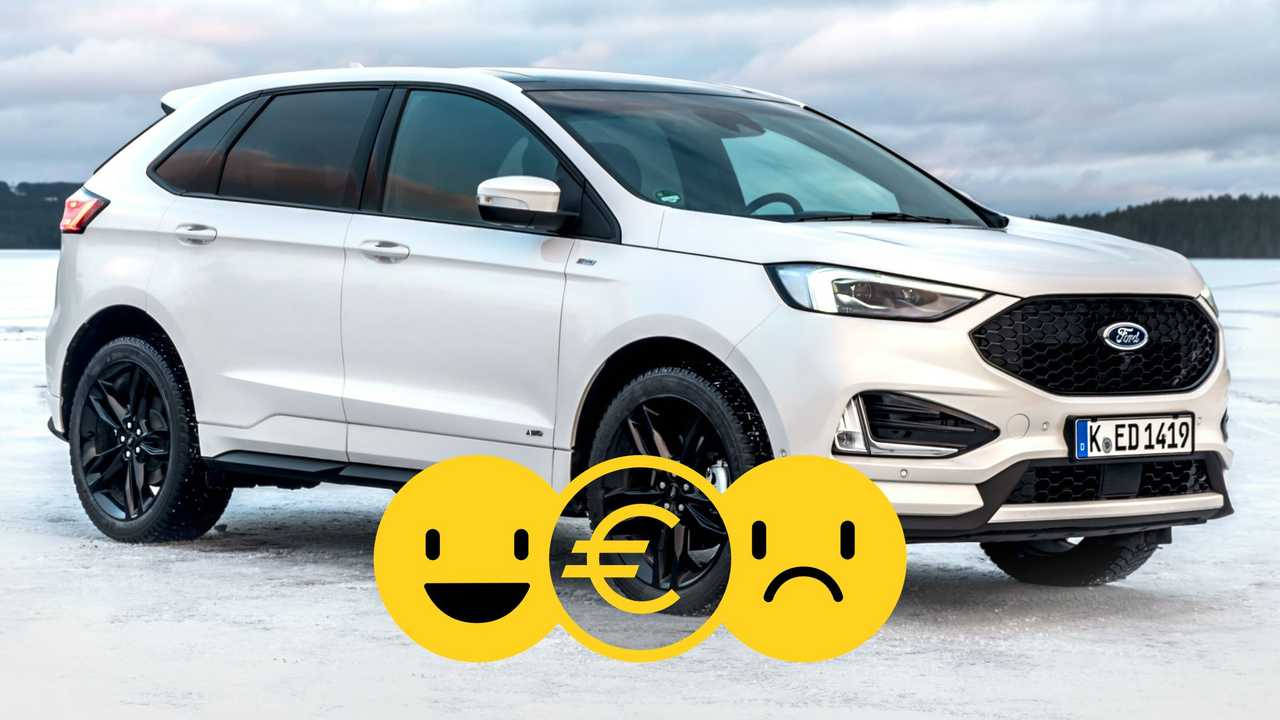 Promozione Ford Edge, perché conviene e perché no