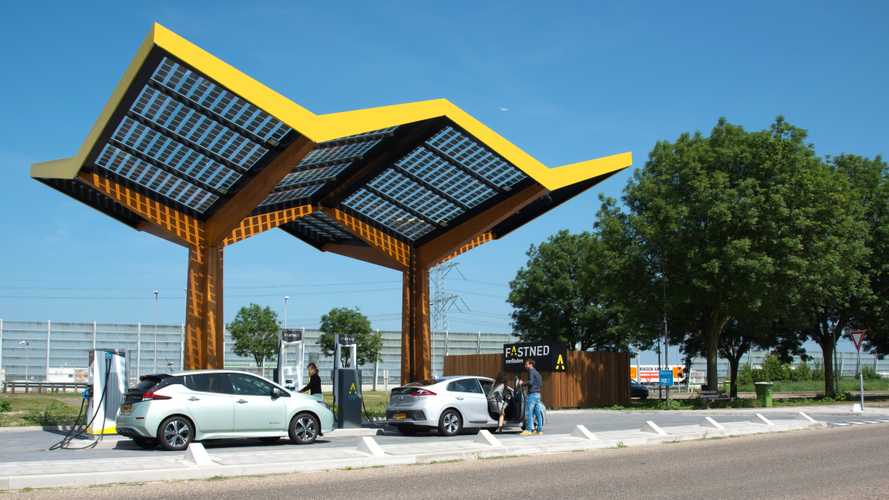 Fastned Charging Network Expands To Belgium
