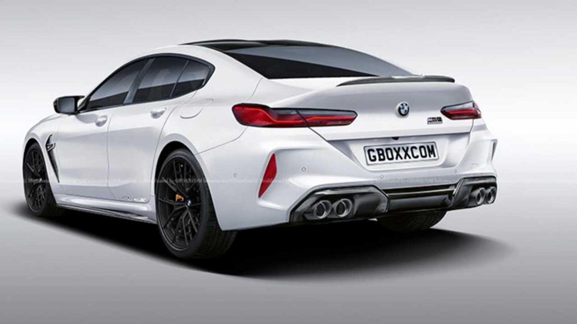 2021 BMW M8 Wallpaper