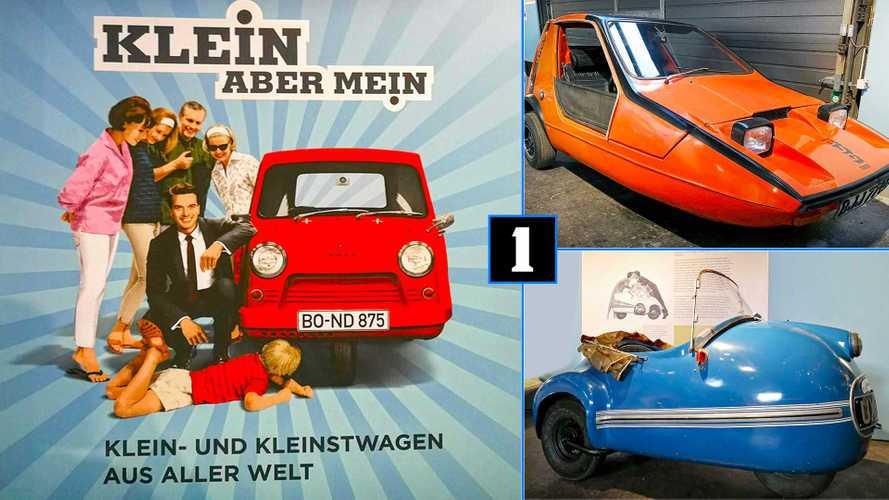Mikro-Mobilität: Die Kleinwagen-Klassiker von einst