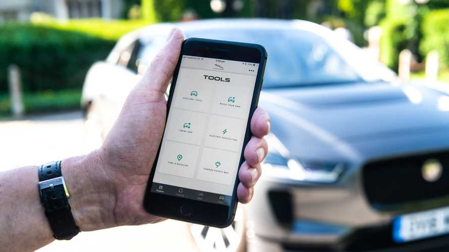 Jaguar launches new app to make I-Pace ownership easier
