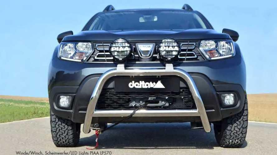 Dacia Duster Delta 4x4