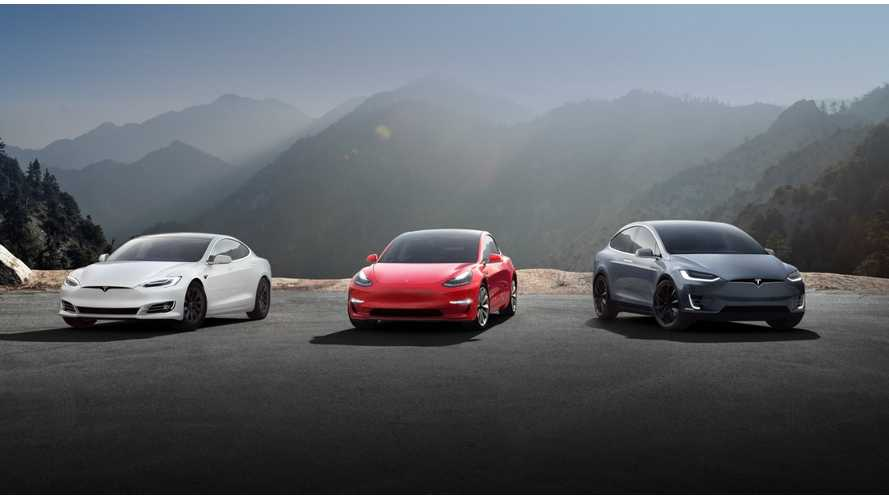 In First 7 Months Of 2019, Tesla Sold Almost 100,000 EVs In U.S.