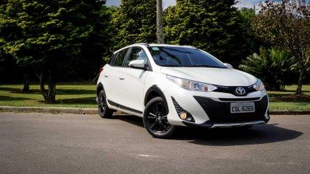 Teste Toyota Yaris X-Way: Efeito placebo