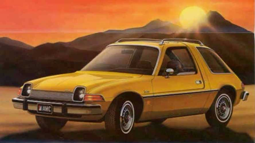 Is It Time To Love America's AMC Pacer?