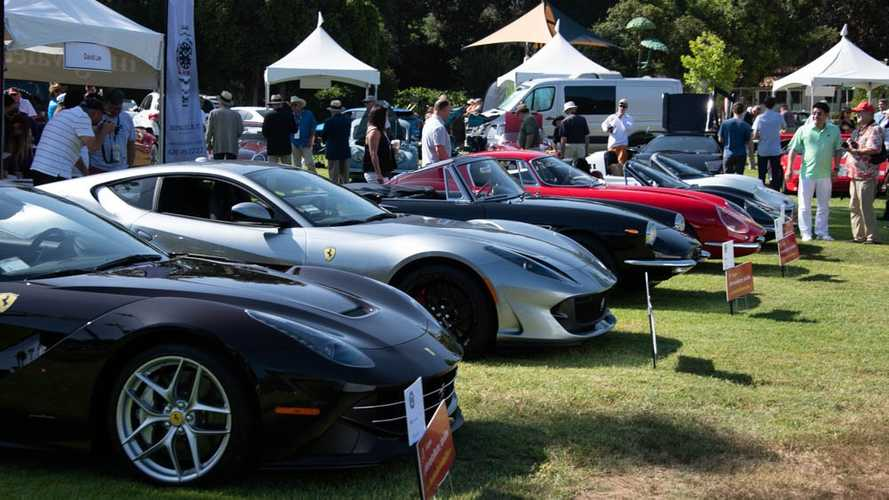 9th Annual San Marino Motor Classic Takes Place This Weekend