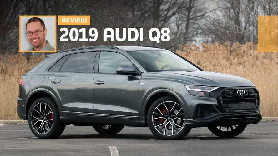 2019 Audi Q8 Review: Hangin' With Mr. Coupé