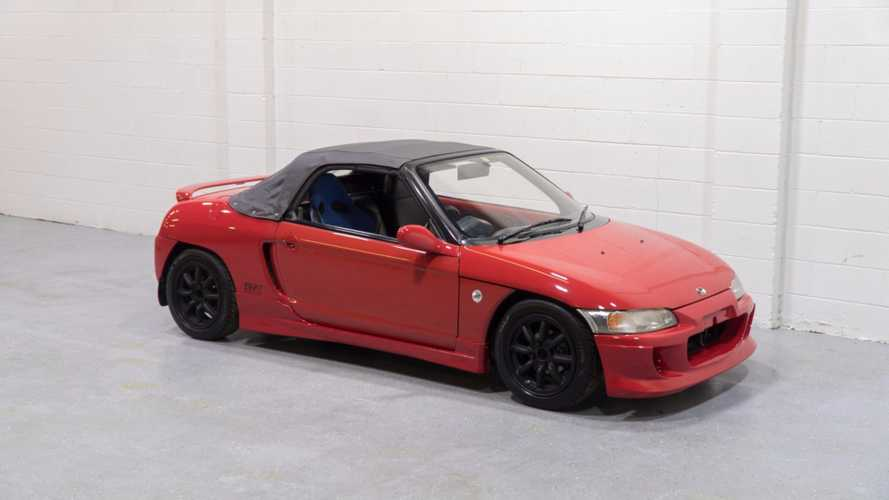 Size Doesn't Matter When This 1991 Honda Beat Packs A Punch
