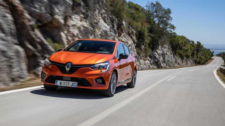 Renault Clio destrona VW Golf e assume liderança na Europa