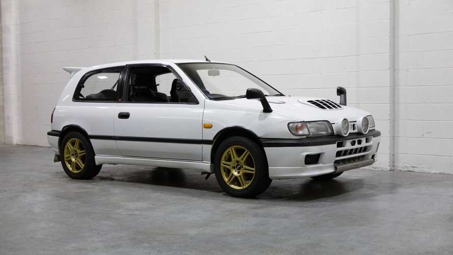 Rare 1993 Nissan Pulsar GTI-R RB Autech Is A Mean Micromachine